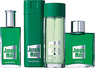 Jungle Man Parfum